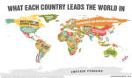 World map image